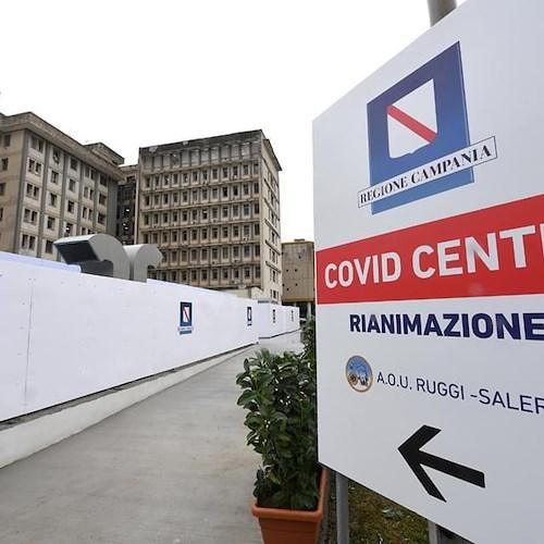 Occhi Su Salerno Attivo Anche Il Covid Center Al Ruggi Di Salerno