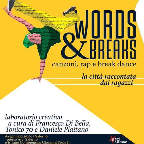 WORDS & BREAKS: QUANDO GLI UNDER 14 SI PRENDONO LA SCENA